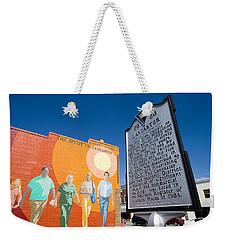 The Spirit Of Lancaster Weekender Tote Bag