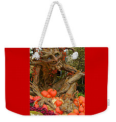 The Spirit Of The Pumpkin Weekender Tote Bag by Venetia Featherstone-Witty