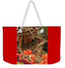 The Spirit Of The Pumpkin Weekender Tote Bag