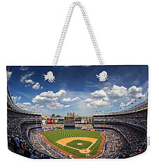 The Stadium Weekender Tote Bag by Rick Berk