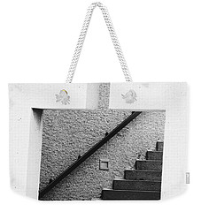 The Stairs In The Square Weekender Tote Bag