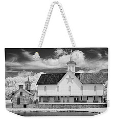 The Star Barn - Infrared Weekender Tote Bag