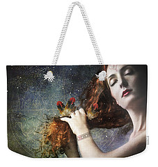 The Stars Are My Home Weekender Tote Bag