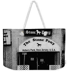 The Stone Pony Weekender Tote Bag