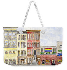 The Stonewall Inn Weekender Tote Bag by AFineLyne