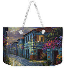 The Street We Used To Know Weekender Tote Bag