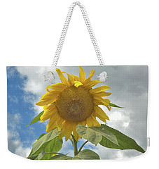 Weekender Tote Bag featuring the photograph The Sun Is Out by Arthur Fix