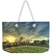 The Sun Shines Through Weekender Tote Bag