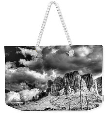 The Superstitions  Weekender Tote Bag
