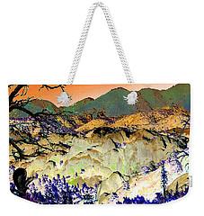 The Surreal Desert Weekender Tote Bag