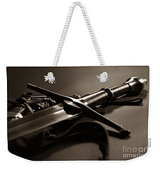 The Sword Of Aragorn 2 Weekender Tote Bag