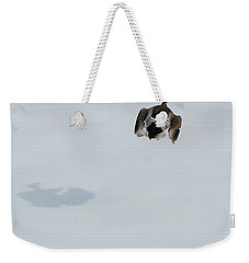 The Takeoff Weekender Tote Bag by Mim White