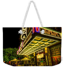 The Tampa Theater Weekender Tote Bag by Marvin Spates