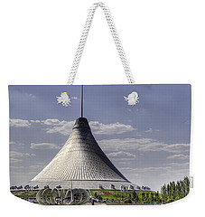 The Tent Weekender Tote Bag by Emily Kay
