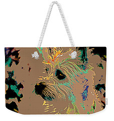 The Terrier Weekender Tote Bag