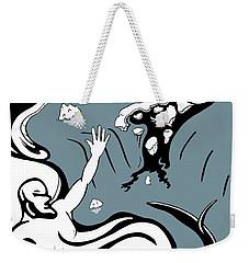 The Thaw Weekender Tote Bag
