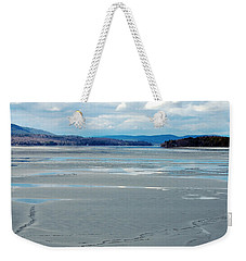 The Thaw Weekender Tote Bag by Mim White