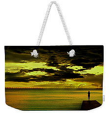 The Thinking Spot Weekender Tote Bag