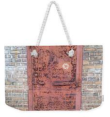 The Three Heart Door. Weekender Tote Bag