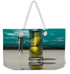 The Time Capsule Weekender Tote Bag by John Alexander