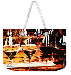 The Toast Weekender Tote Bag