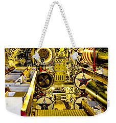 The Torpedo Bay Weekender Tote Bag