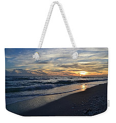 The Touch Of The Sea Weekender Tote Bag