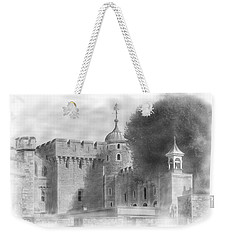 The Tower Of London Weekender Tote Bag
