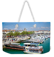 The Town And Port Of La Rochelle Weekender Tote Bag