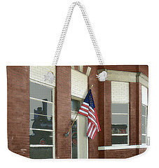 The Train Depot Weekender Tote Bag
