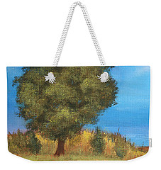The Tree Weekender Tote Bag by Marna Edwards Flavell