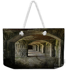 The Tunnels Weekender Tote Bag
