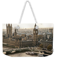 The Two Towers Weekender Tote Bag