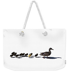 The Ugly Duckling  Weekender Tote Bag