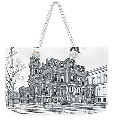 The Union League Philadelphia 1867 Weekender Tote Bag