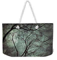 The Unknown Weekender Tote Bag by Ivy Ho