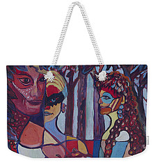 The Unknown Story Weekender Tote Bag by Avonelle Kelsey