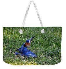 The Victor Weekender Tote Bag