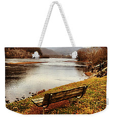 The View Weekender Tote Bag by Kerri Farley