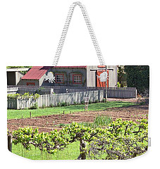 The Vineyard Barn Weekender Tote Bag