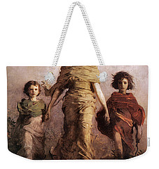 The Virgin Weekender Tote Bag