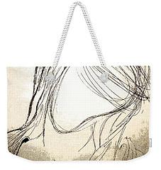 The Virgin Mary V Weekender Tote Bag