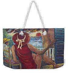 The Voyeurs Weekender Tote Bag by Avonelle Kelsey