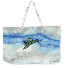 The Vulcan Bomber Weekender Tote Bag by John Williams