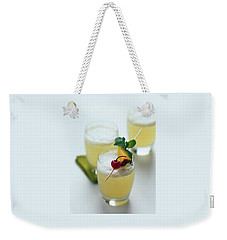 The Wahine Cocktail Weekender Tote Bag