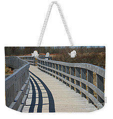 The Walkway Weekender Tote Bag