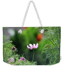 Weekender Tote Bag featuring the photograph The Warmth Of Summer by Thomas Woolworth