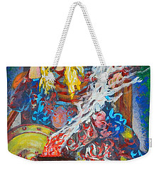 The Warrior Queen Weekender Tote Bag