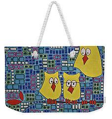 The Watch Weekender Tote Bag