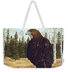 The Watchful Eye Weekender Tote Bag
